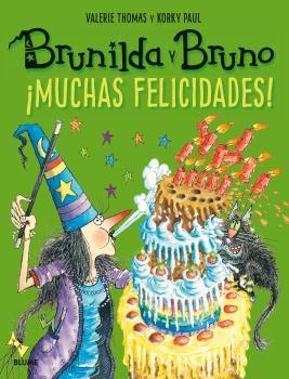 Brunilda y bruno. ¡muchas felicidades!
