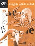 Cuaderno lengua castellana 13 ep 06