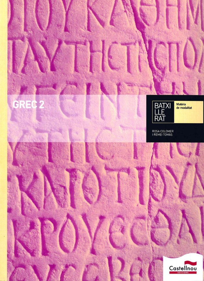 Grec 2ºnb 09 cd