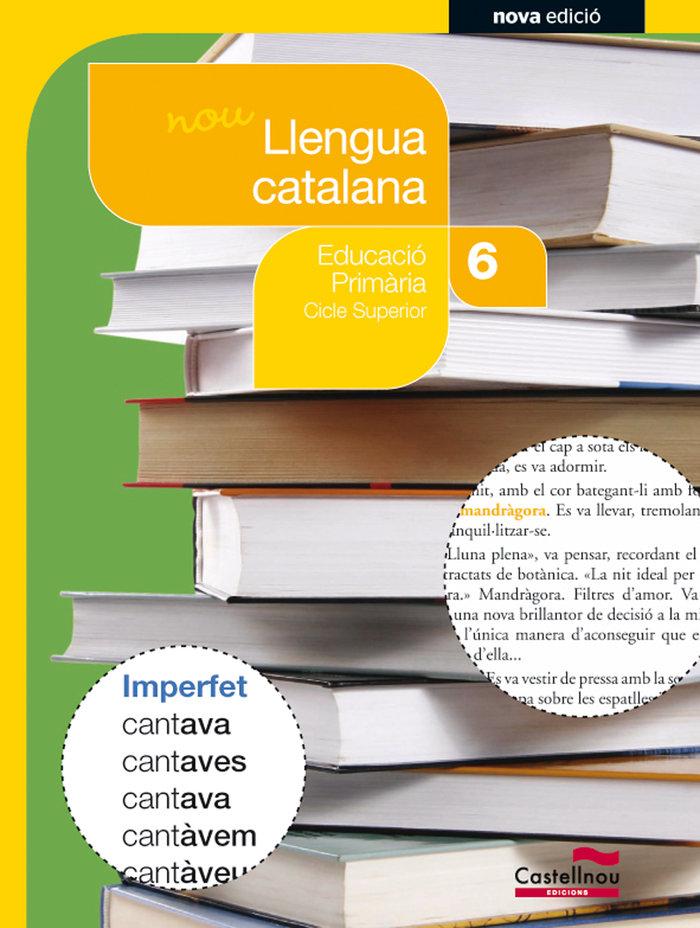 Nou llengua catalana 6ºep 14 sbb