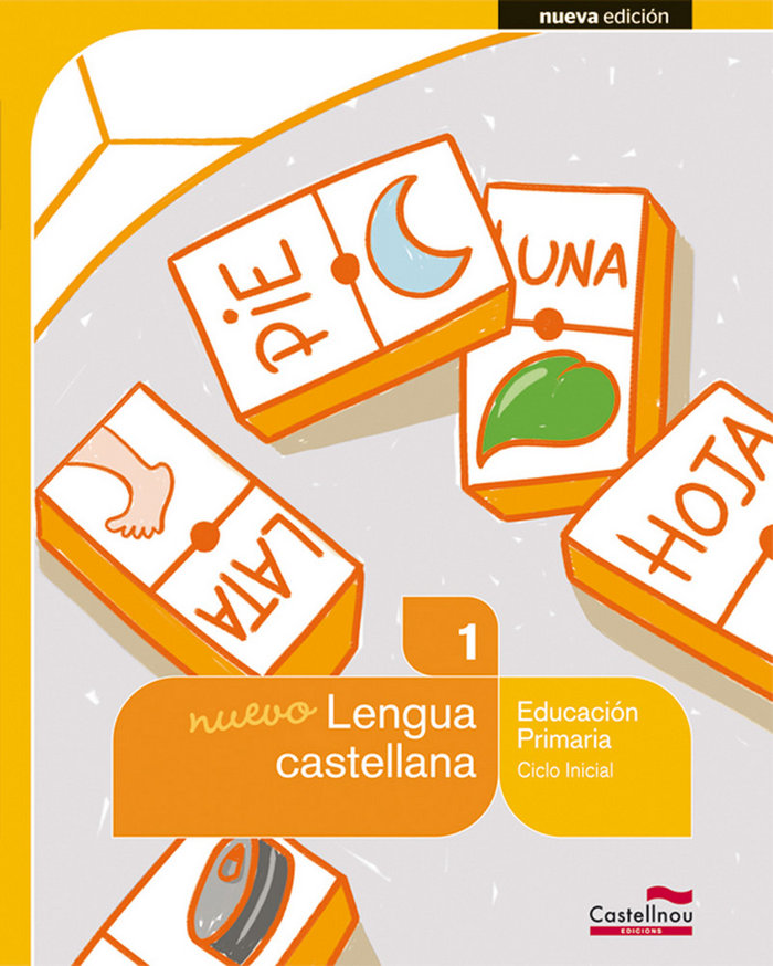 Lengua castellana 1ºep 11  sbb