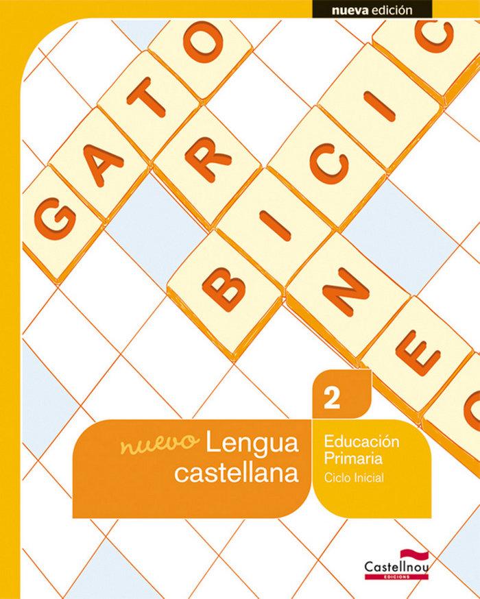 Lengua castellana 2ºep 11 sbb
