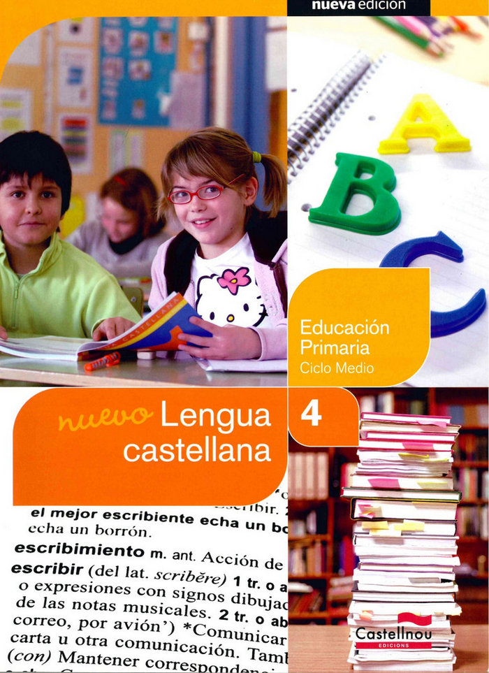 Lengua castellana 4ºep 12 sbb
