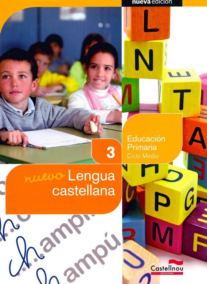 Lengua castellana 3ºep 12 sbb