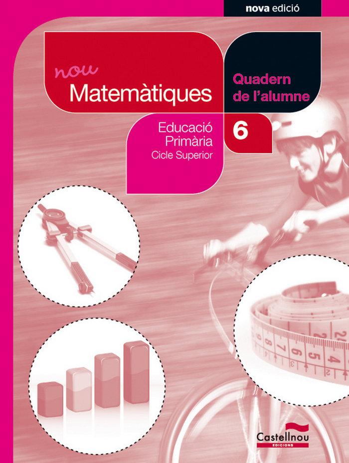 Quadern nou matematiques 6ºep 14 sbb