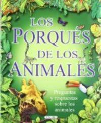 Porque de los animales,los