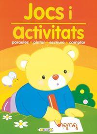 Jocs i activitats nº 1