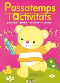 Passatemps i activitats nº 1