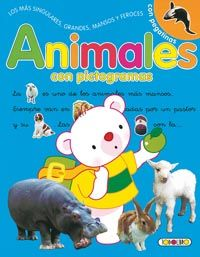 Animales con pictogramas 2
