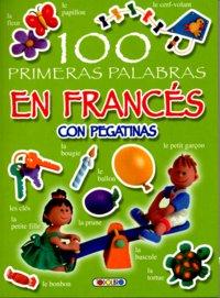 100 primeras palabras en frances con pegatinas