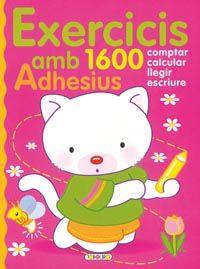 Exercicis amb 1600 adhesius nº 1