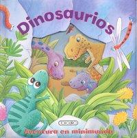Dinosaurios aventura en minimundo