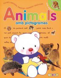 Animals amb pictogrames nº 1