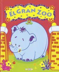 El gran zoo  escenarios de animales