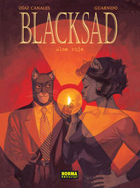 Blacksad 03 alma roja