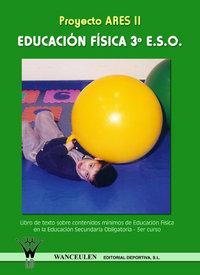 Educacion fisica 3ºeso ares