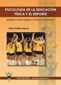 Psicologia de la educacion fisica y del deporte