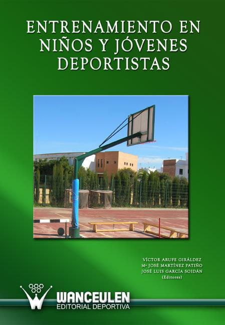 Entrenamiento en niños y jovenes deportitas