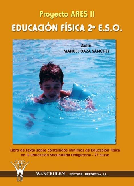 Proyecto ares, educacion fisica, 2 eso