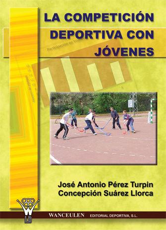 Competicion deportiva con jovenes,la