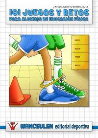 101 juegos y retos para alumnos de educacion fisica