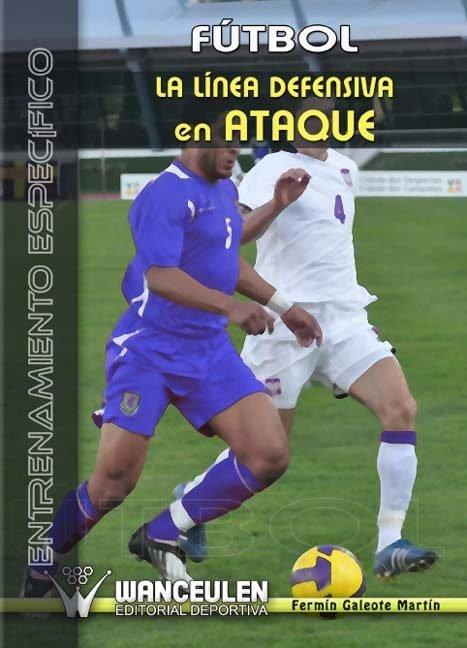Futbol la linea defensiva en ataque