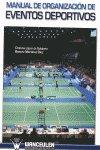 Manual de organizacion de eventos deportivos