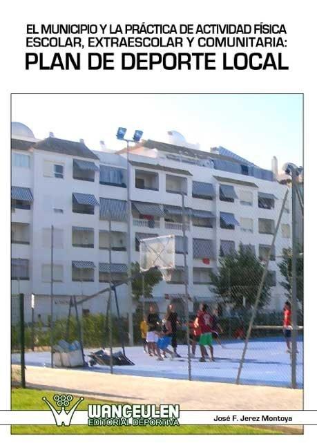Municipio y la practica de actividad fisica escolar, extraes