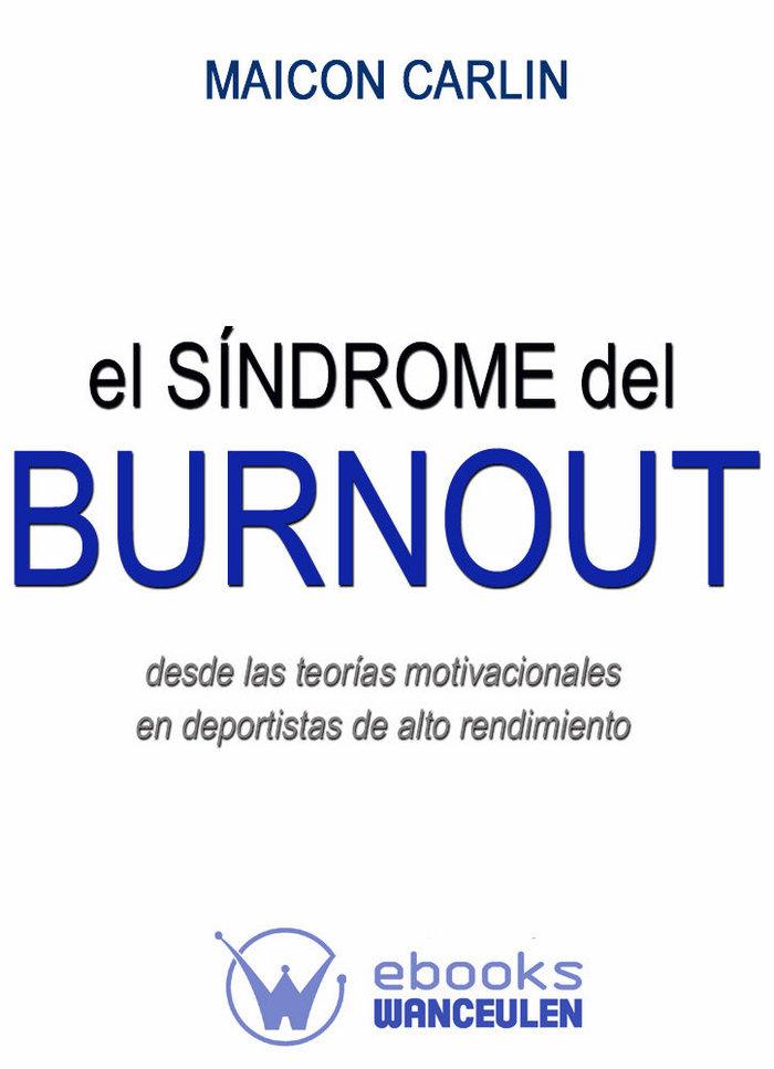 Sindrome de burnout desde los teorias motivacionales en depo