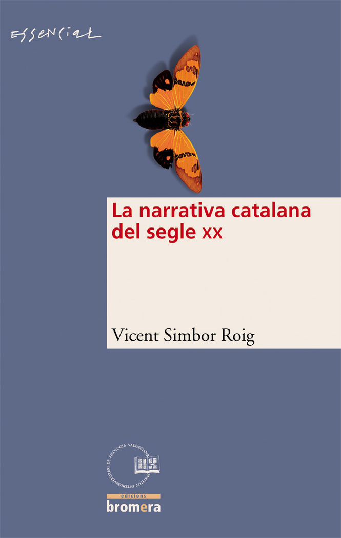 Narrativa catalana del s. xx,la