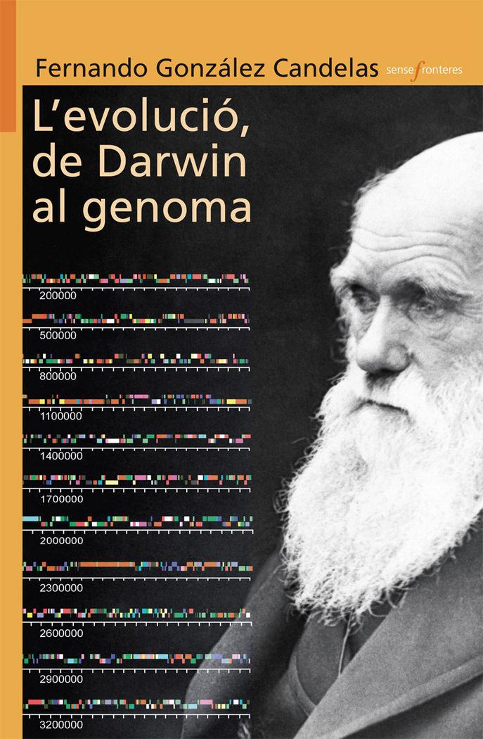 L'evolucio, de darwin al genoma