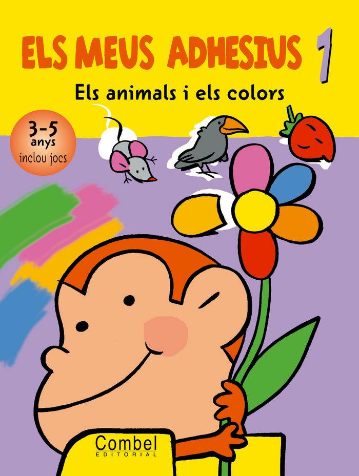 Els animals i els colors