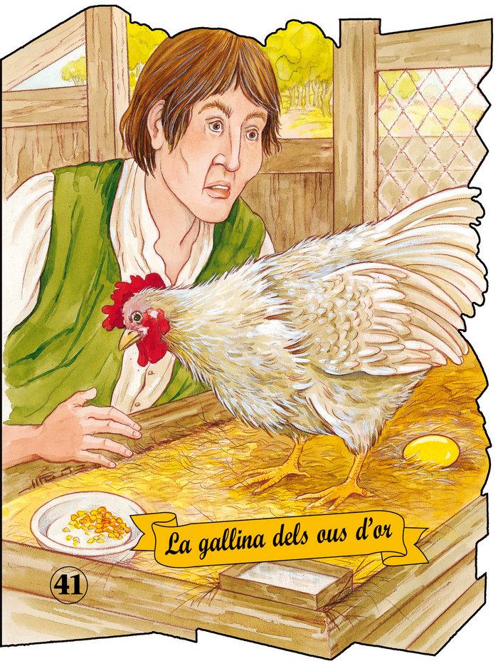 Gallina dels ous d'or,la