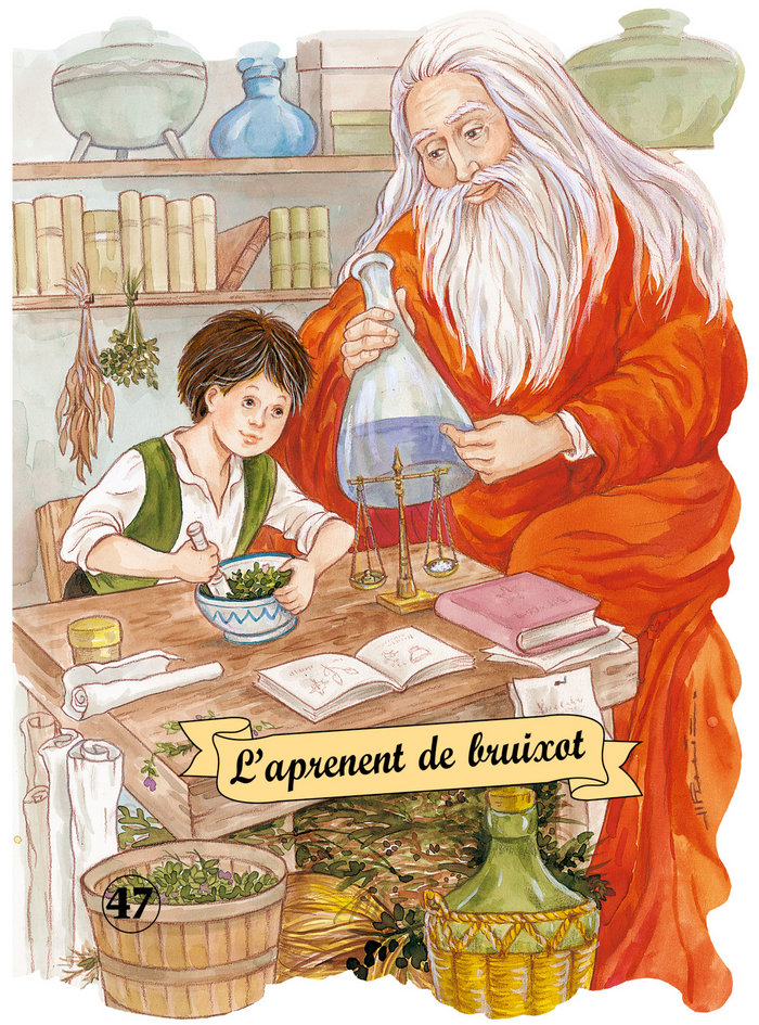 L'aprenent de bruixot