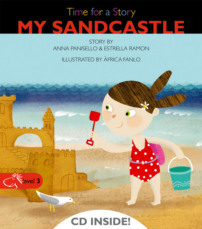 My sandcastle level 3 time for a story