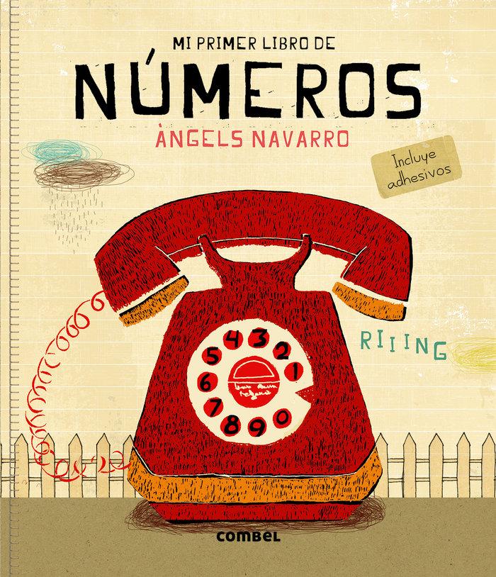 Mi primer libro de numeros