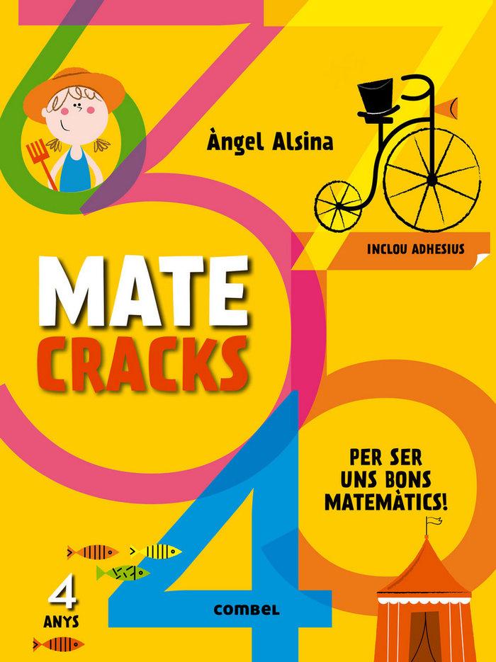 Matecracks per ser un bon matematic 4 anys