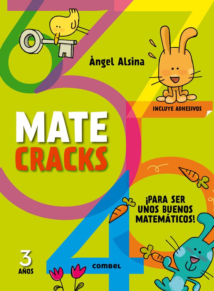 Matecracks para ser un buen matematico 3años