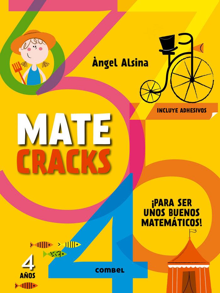 Matecracks para ser un buen matematico 4años