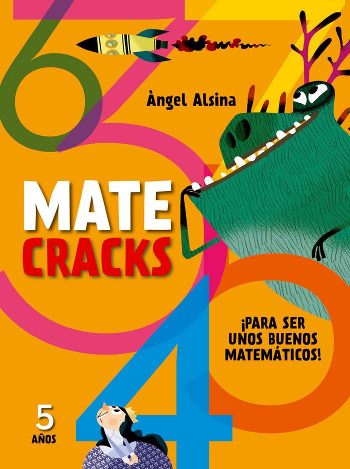 Matecracks para ser un buen matematico 5años