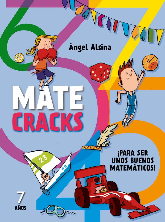 Matecracks para ser un buen matematico 7años
