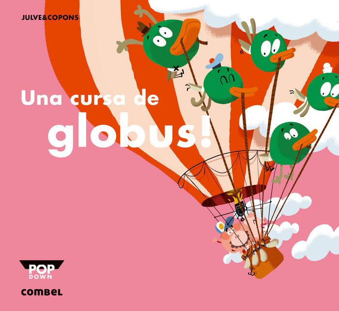 Una cursa de globus