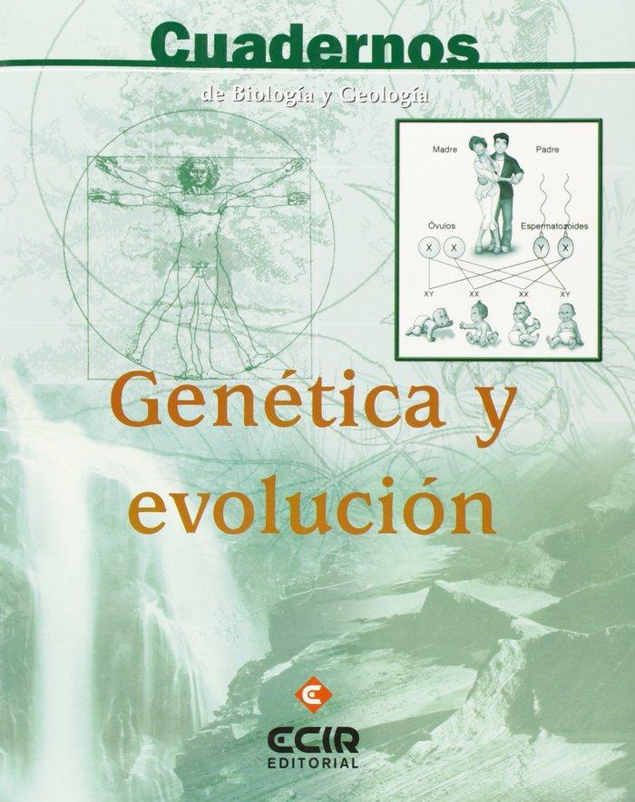 Genetica y evolucion cuadernos de biologia y geologia