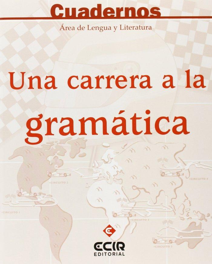 Una carrera a la gramatica ii cuaderno lengua