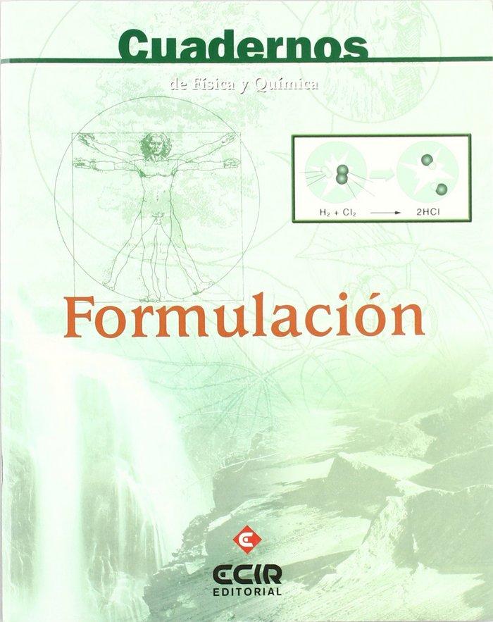 Cuaderno de formulacion