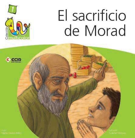 Sacrificio de morad,el (r)