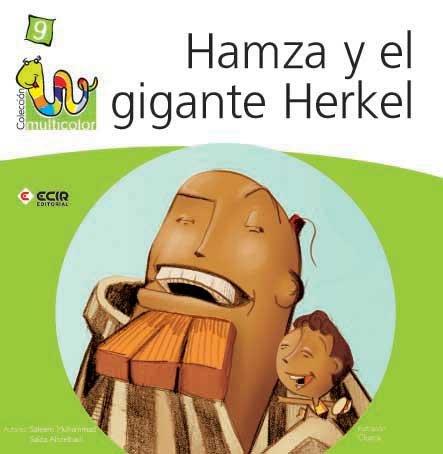 Hamza y el gigante herkel (r)