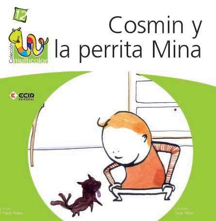 Cosmin y la perrita mina (r)