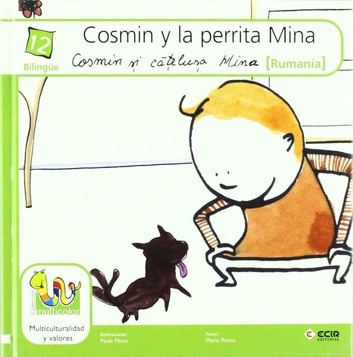 Cosmin y la perrita mina (t)