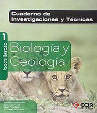 Biologia geologia 1ºnb cuaderno investigaciones y